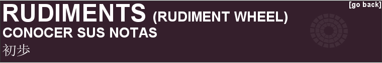 rudimentwheel